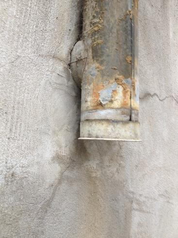 écran thermique pour tuyau de poêle