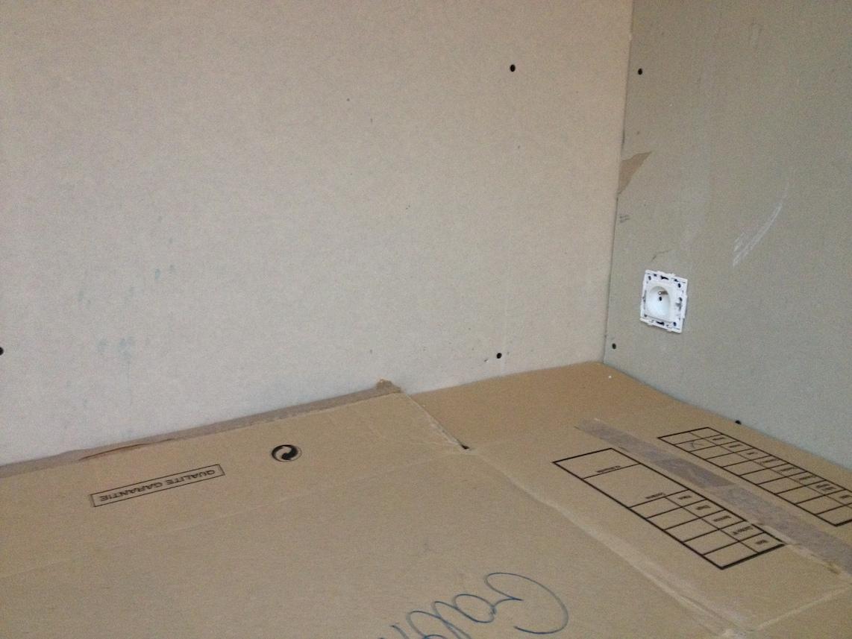 faire ses joints et ses bande placo entre plaque de pl tre. Black Bedroom Furniture Sets. Home Design Ideas