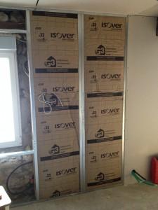 montage cloison plaque platre bis1. Black Bedroom Furniture Sets. Home Design Ideas