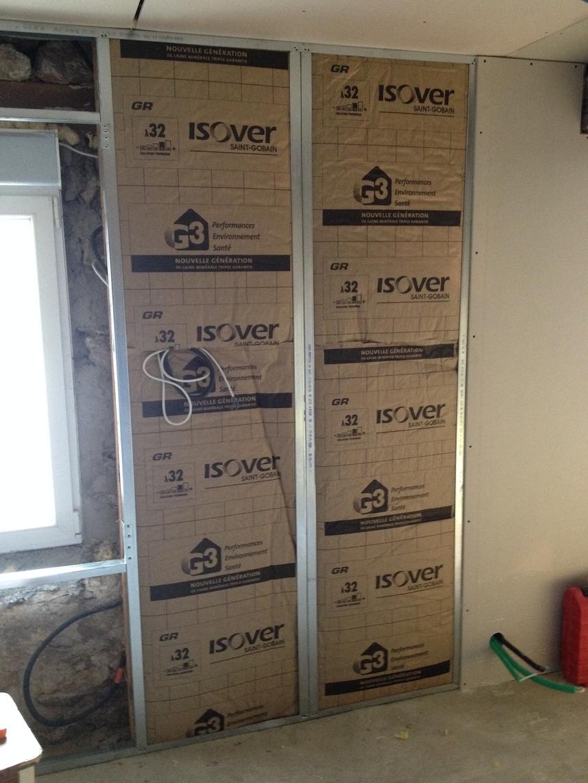 monter une cloison en ba13 elegant with comment monter une cloison en bois with monter une. Black Bedroom Furniture Sets. Home Design Ideas