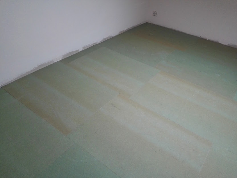 insonoriser et isoler un sol ou plancher. Black Bedroom Furniture Sets. Home Design Ideas