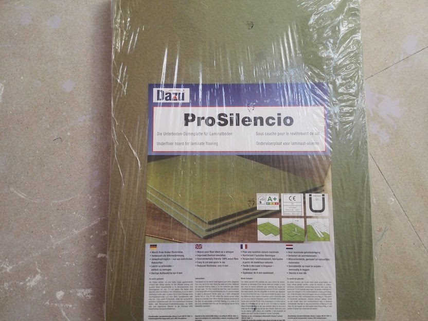 insonorisation isolation sol plancher. Black Bedroom Furniture Sets. Home Design Ideas