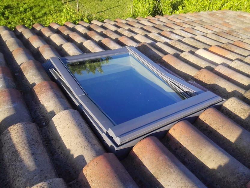 Installer Une Fenêtre De Toit Velux Bricolerenovefr
