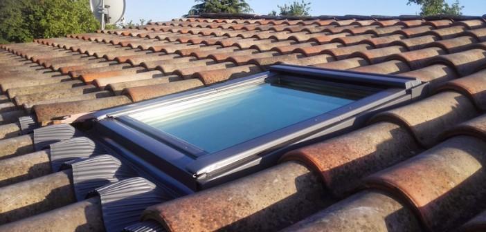 Installer une fenêtre de toit – Velux