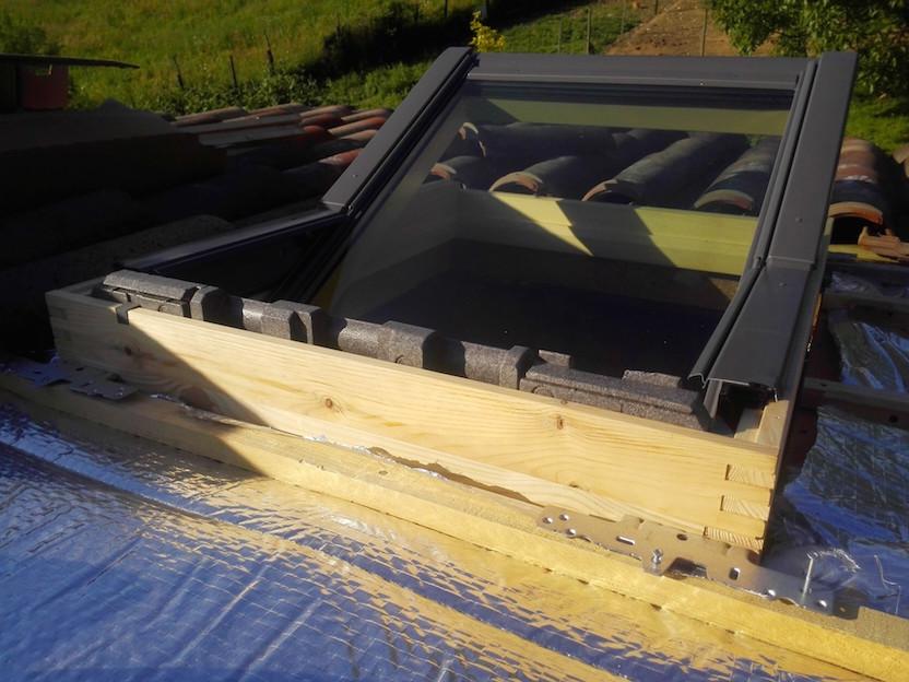 Installer une fen tre de toit velux for Installer fenetre