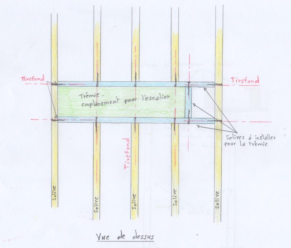 Dimension solive planchers fascicule df pages with dimension solive beautiful dimension solive - Ouverture tremie plancher bois ...