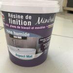 résine de finition-resinence-beton