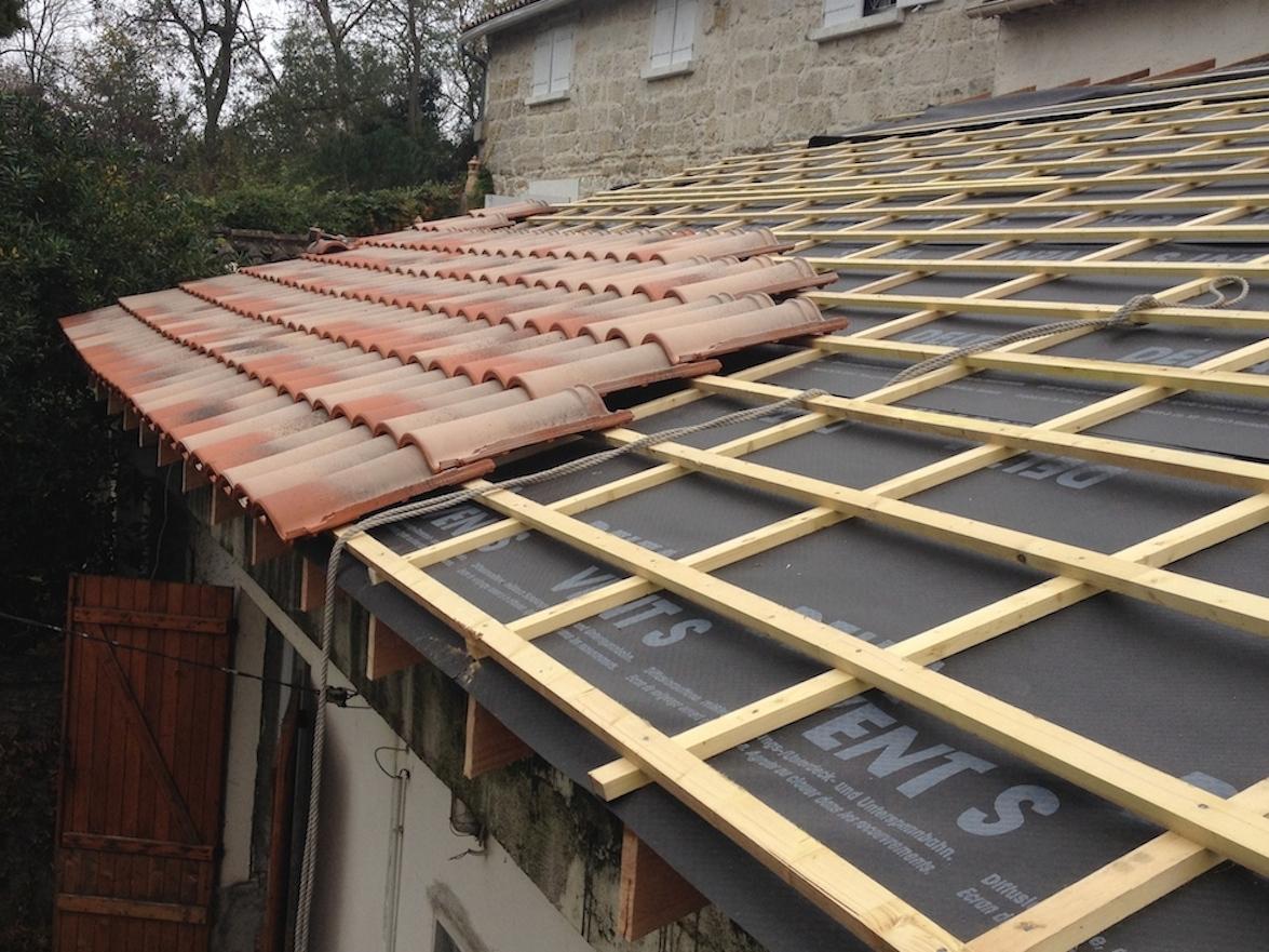 Comment faire sa toiture en tuile