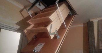escalier-escamotable